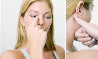 Guía: Trucos y Remedios Para Destapar La Nariz y Descongestionar