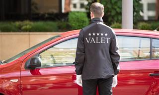 Chiste: El Chico Del Valet Parking