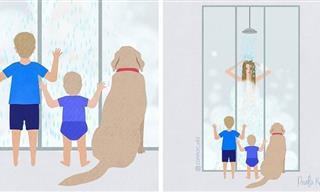 10 Divertidas Imágenes Sobre La Maternidad
