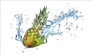 Los Beneficios De Beber Agua Con Piña