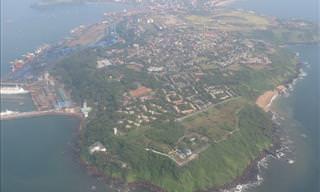Hermosos Sitios Patrimoniales De Goa En Fotografías