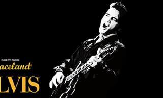 Elvis Ha Vuelto y Tiene Dos Años De Edad