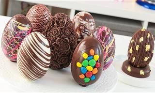 7 Variedades De Huevos De Pascua