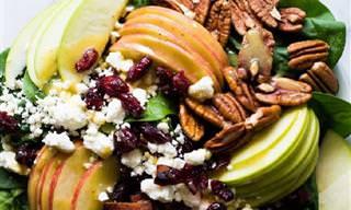 Comer Verduras Es Fácil Con Estas 5 Recetas De Ensaladas