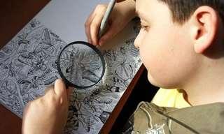 Ser Un Talentoso Artista a Los 11 Años…