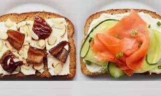 17 Deliciosas Tostadas Para El Desayuno