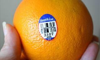 Aprende a Descifrar Los Códigos De Las Frutas y Verduras