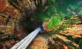 Tour Por Las Cataratas Más Altas Del Mundo