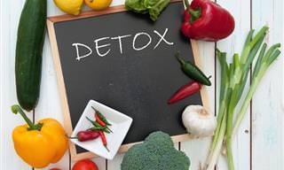 12 Formas De Eliminar Toxinas De Tu Cuerpo