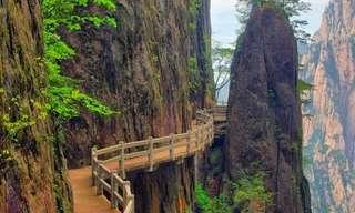 Espectaculares Caminos De Montaña