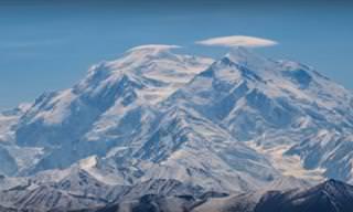 Siéntate, Relájate y Disfruta De Las Vistas De Alaska