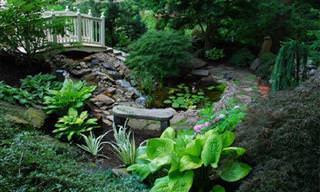 Paseando Por 13 Encantadores Jardines Secretos