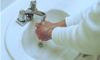 8 Métodos Ineficaces Para Evitar Gérmenes