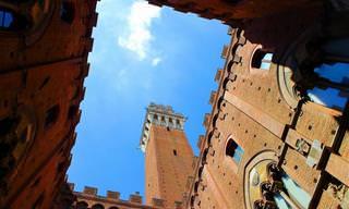 12 Sitios Recomendados En Siena, Italia