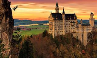 Baviera: Una Tierra De Hermosos Palacios y Castillos