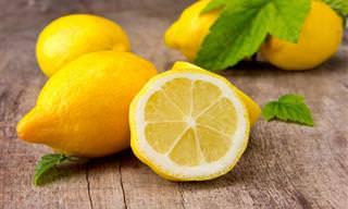 ¿Conoces Las Propiedades De La Desintoxicación Con Limón?