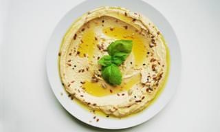 Prepara El Más Delicioso Hummus De Garbanzos