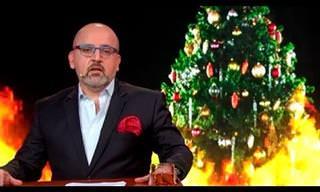 Este Hombre Explicó Por Qué Detesta La Navidad (Divertido)