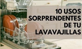 10 Trucos Geniales Para Darle Otros Usos a Tu Lavavajillas