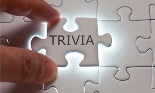 Test: ¿Estás Listo Para Otra Ronda De Trivia?