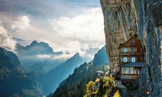 Los 15 Hoteles Con Las Mejores Vistas Del Mundo