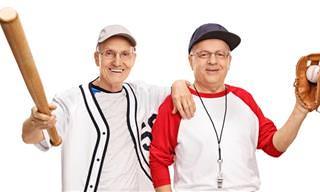 Esta Broma Comienza Con Dos Amigos Fanáticos Del Béisbol