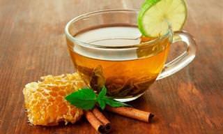 SALUD: Los Increíbles Beneficios De La Miel y La Canela