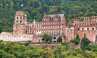 El Castillo De Heidelberg: Admira La Europa Medieval
