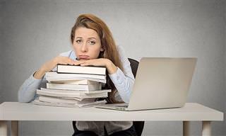Principales Señales Del Síndrome De Burnout