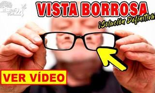 Cómo Curar La Vista Borrosa Con Este Remedio Natural