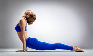 Estas 8 Posturas De Yoga Regularizarán Tu Apetito En 5 Minutos