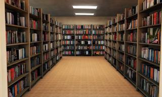 Chiste: El Bibliotecario Enojado