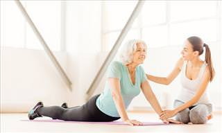 Posturas De Yoga Para Calmar La Osteoartritis