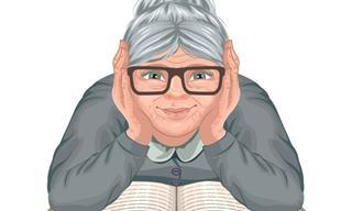 Cuento: La Anciana Que Contaba Historias y La Joven Triste
