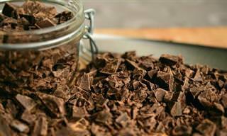 Los Efectos Del Chocolate En El Cerebro