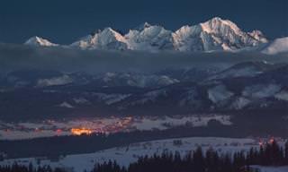 Espectaculares Fotografías Que Representan La Belleza Del Invierno