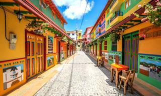Bienvenido a Guatapé: La Ciudad Más Colorida Del Mundo