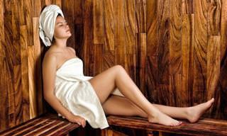 ¿Conocías Estos Beneficios De La Sauna?
