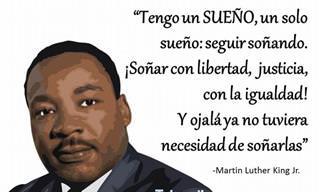 Reflexiones Del Sueño De Martin Luther King