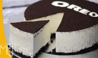 Aprende a Preparar Cheesecake De Oreo Sin Hornear
