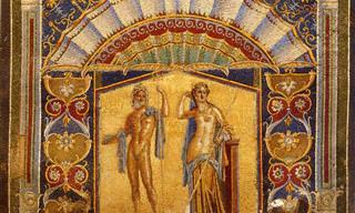 14 Mosaicos Hermosos De Tiempos Pasados