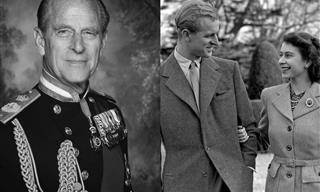 12 Fotos Para Recordar y Honrar La Memoria Del Príncipe Felipe
