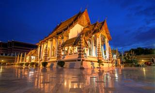 10 Espectaculares Templos En Tailandia