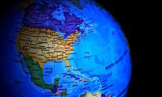 Quiz: Averigua Cuánto Sabes De Geografía