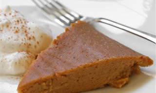 Fácil Torta De Calabaza Para Las Noches De Invierno