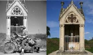 Normandía Durante Y Después De La Guerra