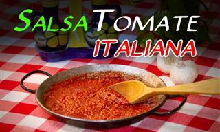 Cómo Preparar La Auténtica Salsa De Tomate Italiana