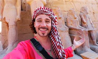 Asombroso Recorrido Por Las Ruinas Egipcias En Luxor
