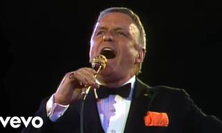 Frank Sinatra Interpreta New York New York En Vivo En Tokio