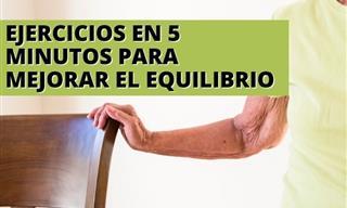 5 Ejercicios Clave Para Mejorar El Equilibrio y Prevenir Caídas